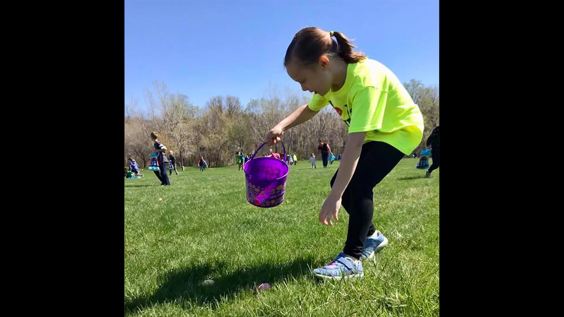 Easter Egg Hunt 2019 h